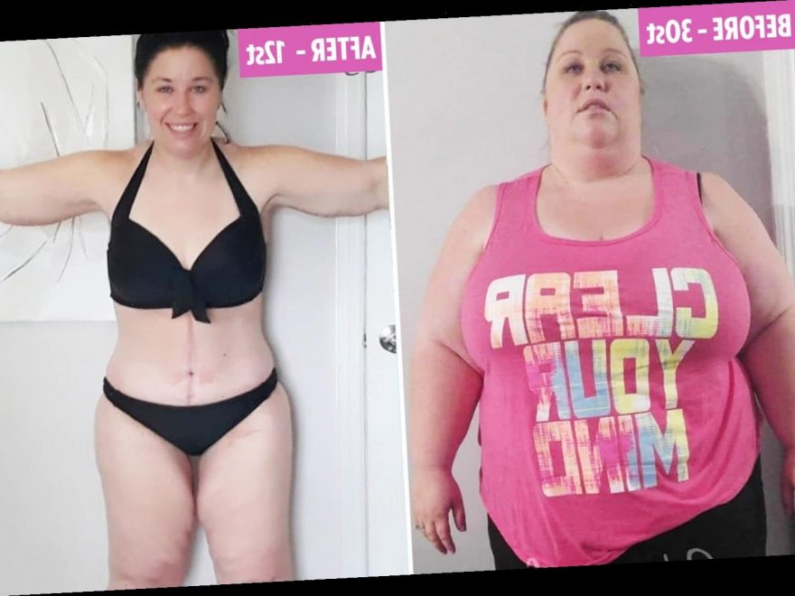 Weight Loss Mum Loses 16 Stone In Just A Year On Keto Diet After Becoming Too Heavy To Fit On Scales The Sun Celebrity Cover News
