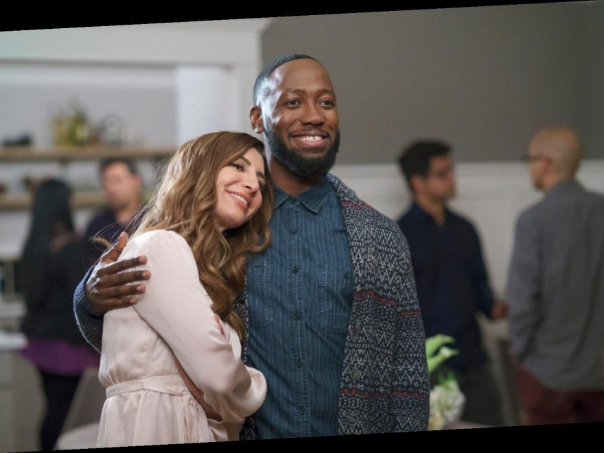 New Girl Stars Lamorne Morris And Nasim Pedrad Will Soon Be Reunited In An Upcoming Movie Celebrity Cover News