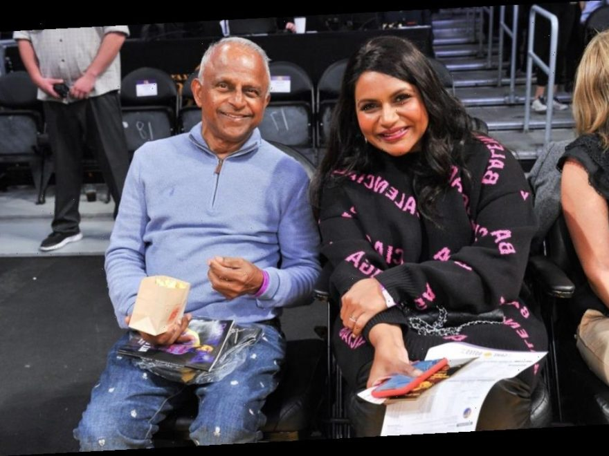 Mindy Kaling Reveals How Her Parents Ended Up On An Episode Of The Office Celebrity Cover News